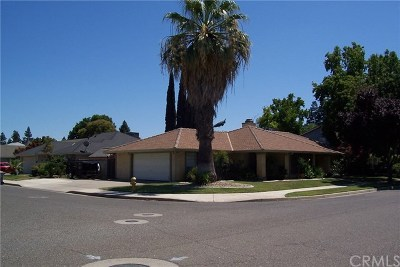 Merced Single Family Home For Sale: 2730 Lexington Avenue