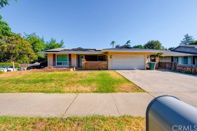 Merced Single Family Home For Sale: 609 El Portal Drive