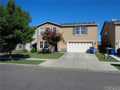 Merced Single Family Home For Sale: 1145 Crescent Drive