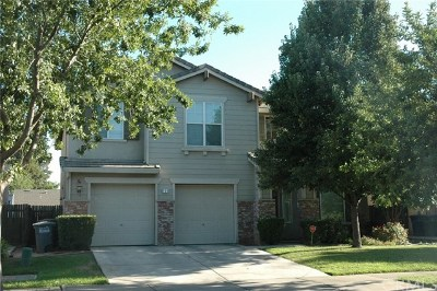 Merced Single Family Home For Sale: 836 Round Hill Drive