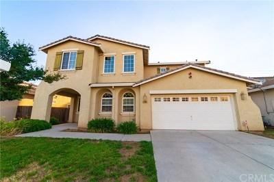 Merced Single Family Home For Sale: 3583 Santiago Avenue