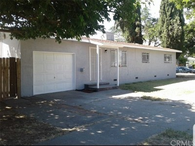 Merced Single Family Home For Sale: 935 S Street