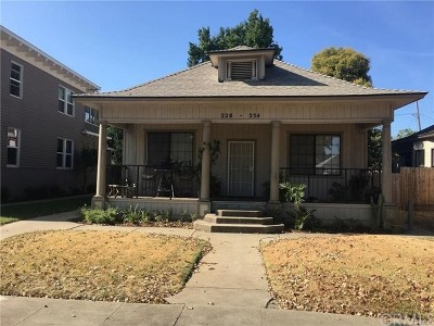 Merced Single Family Home For Sale: 228 W 21st Street