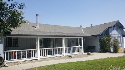 Madera Single Family Home For Sale: 36767 Blanca Avenue