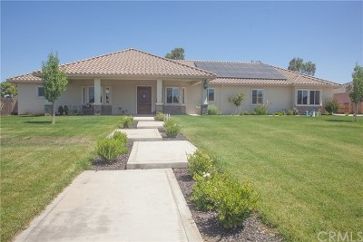 Atwater Single Family Home For Sale: 5130 W Failte Court