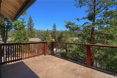 Bass Lake Single Family Home For Sale: 40576 Saddleback Road