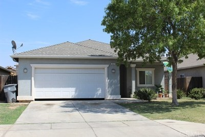 Madera Single Family Home For Sale: 35 Wallace