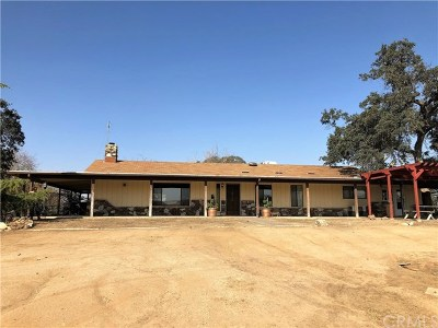 Madera Single Family Home For Sale: 36133 Road 603