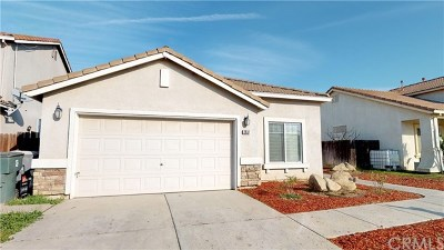 Madera Single Family Home For Sale: 2831 Pear Tree Drive