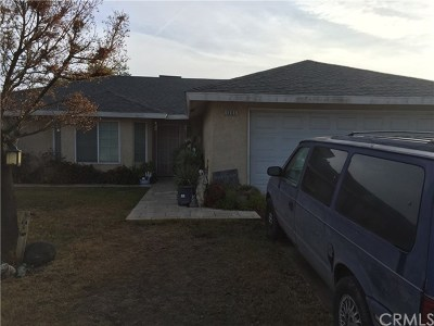 Madera Single Family Home For Sale: 1201 Crystal Way
