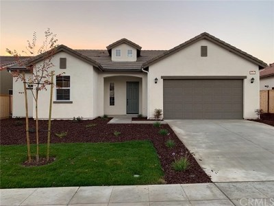 Madera Single Family Home For Sale: 624 Blossom Way