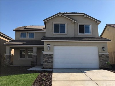 Madera Single Family Home For Sale: 553 Alpine Way