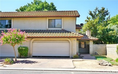 Madera Single Family Home For Sale: 100 Rosewood Circle