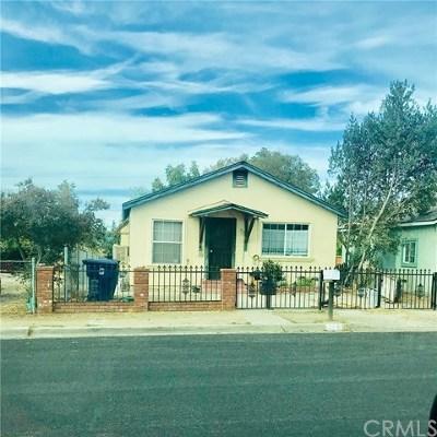 Madera Single Family Home For Sale: 709 Washington Avenue