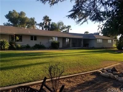 Fresno Single Family Home For Sale: 6709 E Belmont Avenue