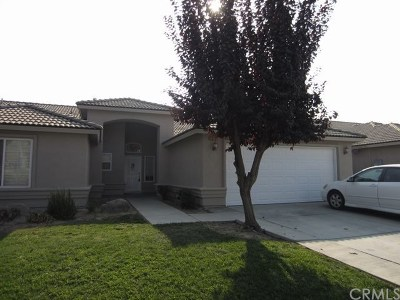 Madera Single Family Home For Sale: 3574 Point Sur Drive