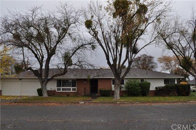 Madera Single Family Home For Sale: 1801 W Park Drive