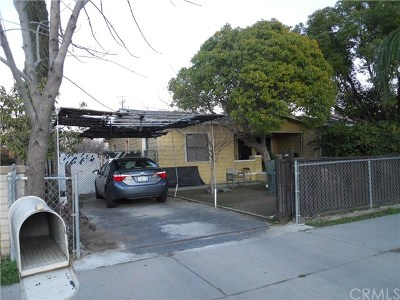 Madera Single Family Home For Sale: 409 S C Street