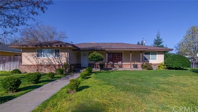 Madera Single Family Home For Sale: 424 Hilton Street