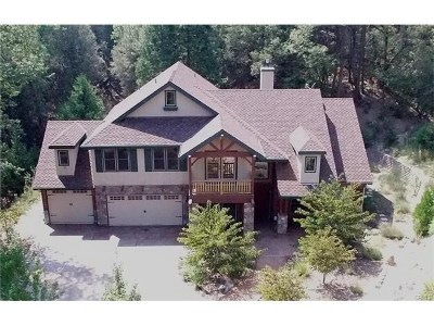 Bass Lake Single Family Home For Sale: 39692 Beasore Road