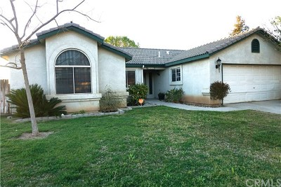 Fresno Single Family Home For Sale: 5467 N Delbert Avenue