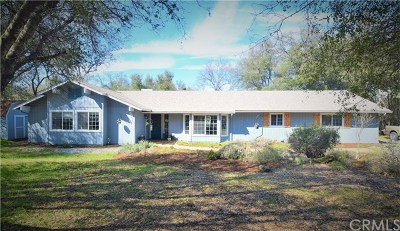 Coarsegold Single Family Home Active Under Contract: 31488 Cherokee Road