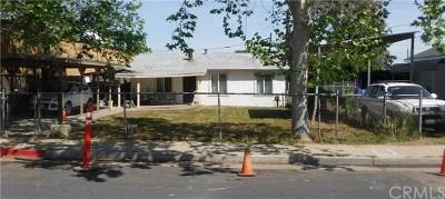 Madera Single Family Home For Sale: 115 E Central Avenue