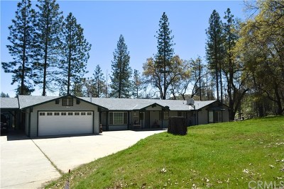 North Fork Single Family Home For Sale: 34953 Church Ranch Road