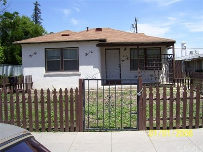 Madera Multi Family Home For Sale: 215 S. G Street