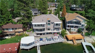 Bass Lake CA Single Family Home For Sale: $3,850,000