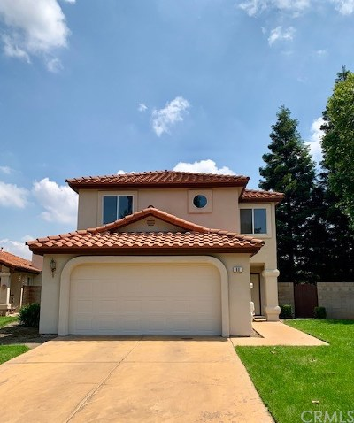 Madera Single Family Home For Sale: 68 Rosewood Circle