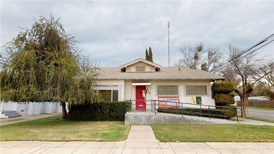 Madera Single Family Home For Sale: 125 S J Street