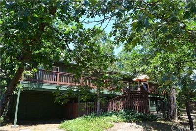 Bass Lake Single Family Home For Sale: 39123 Manzanita