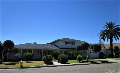 Madera Single Family Home For Sale: 300 Shannon Avenue