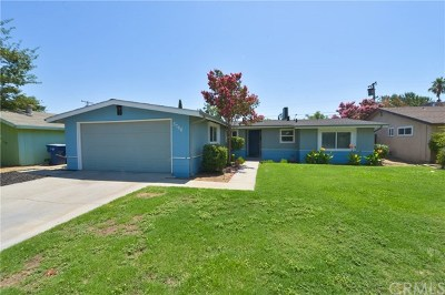 Fresno Single Family Home For Sale: 3786 E Holland Avenue
