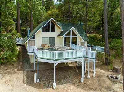Bass Lake Single Family Home For Sale: 53674 Road 432