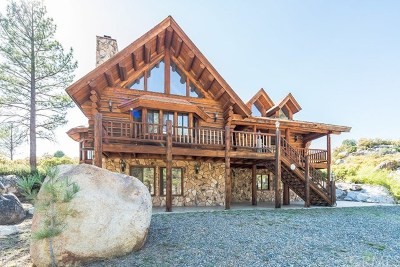 Mountain Center CA Single Family Home For Auction: $708,300