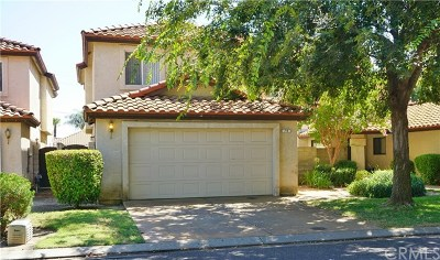 Madera Single Family Home For Sale: 79 Rosewood Circle