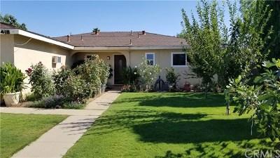 Madera Single Family Home For Sale: 416 E Clark Street