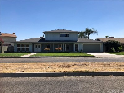 Madera Single Family Home For Sale: 2300 W 3rd Street