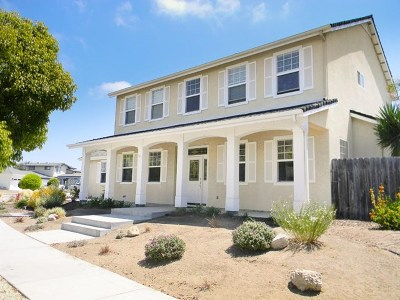 Arroyo Grande Single Family Home For Sale: 1489 Blueberry Avenue