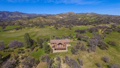 Monterey County Residential Lots & Land For Sale: 51563 Los Gatos Road