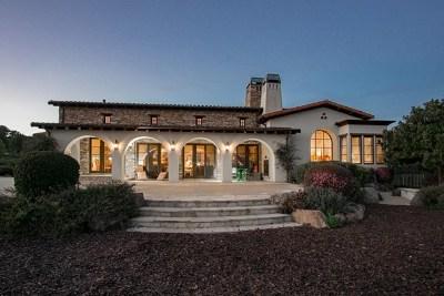 Monterey Single Family Home For Sale: 399 Oso Doro Court