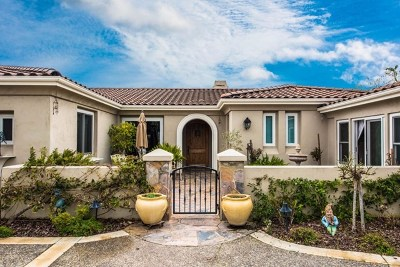 Monterey Single Family Home For Sale: 302 Belladera Court