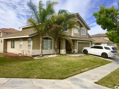 Los Banos CA Single Family Home For Sale: $329,000