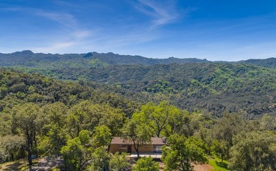 Paso Robles Single Family Home For Sale: 8610 Fawn Lane