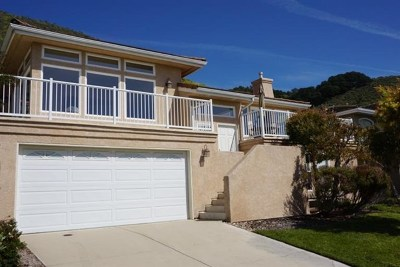 Pismo Beach, Arroyo Grande, Grover Beach, Oceano Single Family Home For Sale: 208 Foothill Road