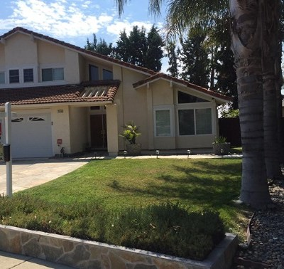 San Jose CA Single Family Home For Sale: $1,173,000