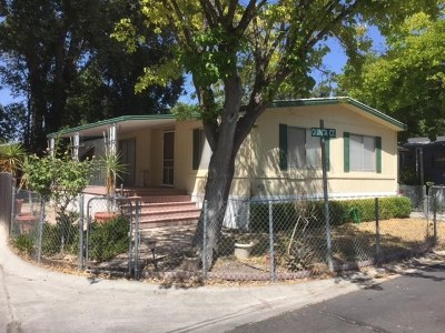 Paso Robles Mobile Home For Sale: 3165 Theatre Drive
