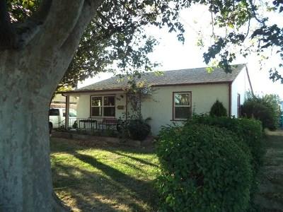 King City Single Family Home For Sale: 722 Talbot Street